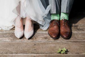 Schuhe Hochzeit. Brautschuhe